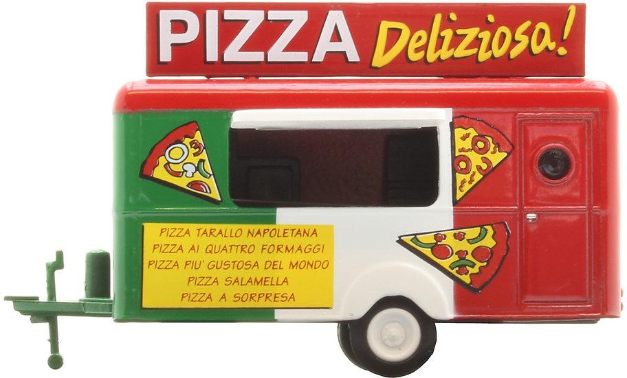 "Lima HC5002, Carro Food Truck ""Pizza"""