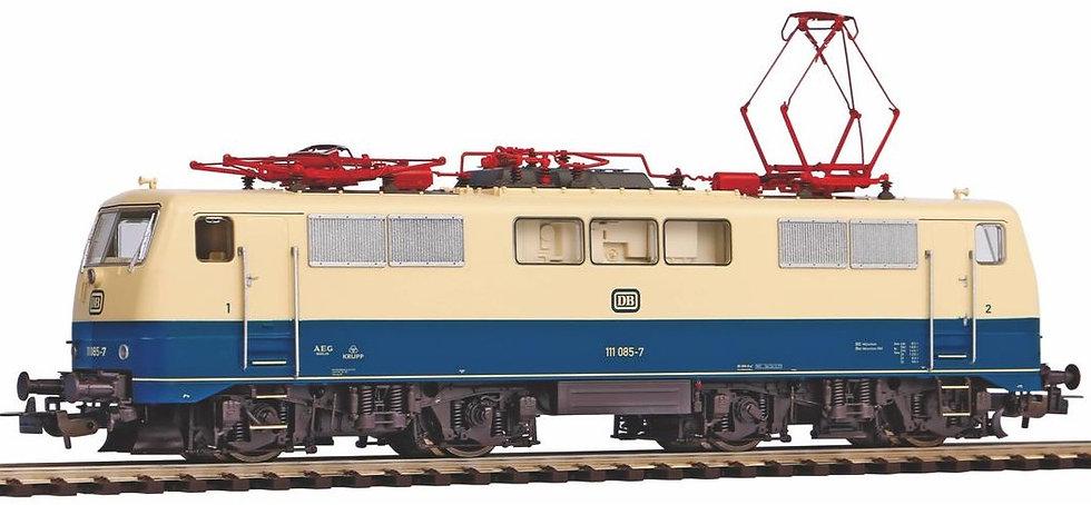 PIKO 51852, Locomotora eléctrica BR111, DB, época IV
