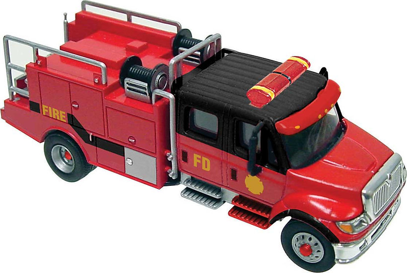 Scene Master 11920, International 4900 camión de bomberos