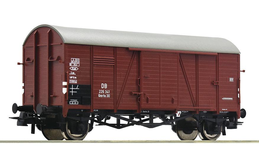 Roco 76320. Vagón tipo boxcar, DB