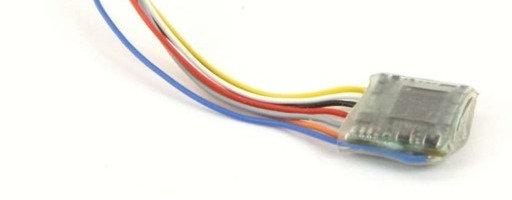 Decoder Zimo MX616 con cables sueltos