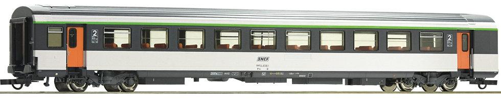 Roco 74532, Coche Corail de 2° clase, SNCF, época IV