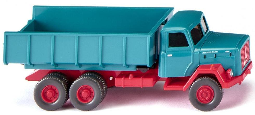 Wiking 64503, camión tolva Magirus