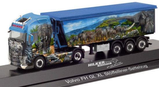 "Herpa 122085, Volvo FH GL ""HILKER FRIESOYTHE"""