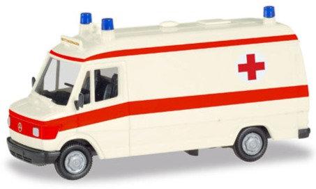 """Herpa 094160, Mercedes-Benz T1 """" Rettungsdienst"""""""