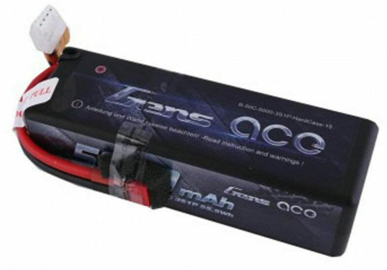 GEA50003S50D, 11,1V 5000mAh 3S 50C LiPo: Deans T