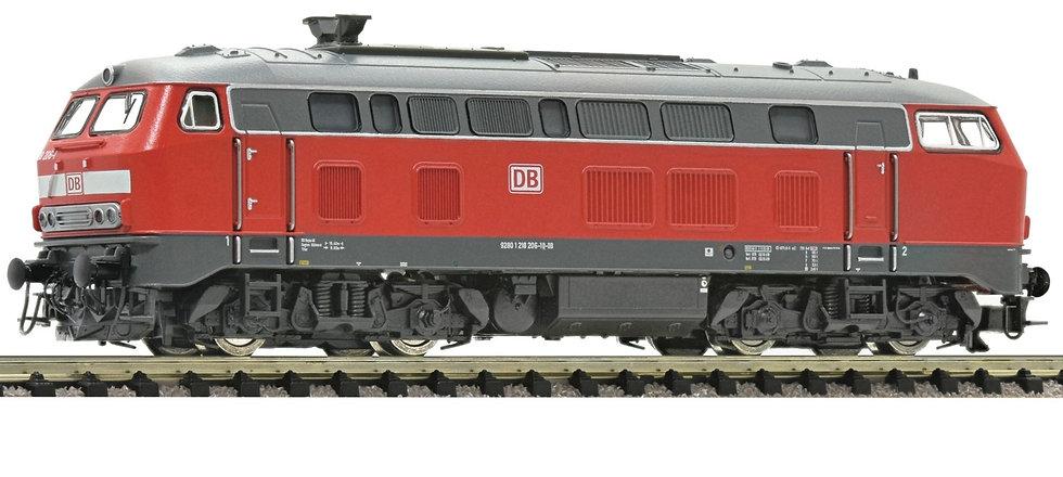 FLEISCHMANN 724218. Locomotora diésel BR 218, DB AG, época V