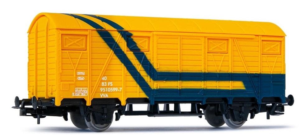Lima HL6114, Carro auxiliar para rescate ferroviario de FF italianos, época V