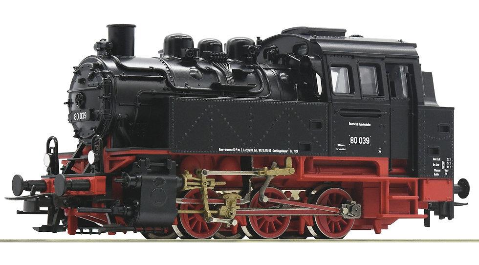 Roco 63338. Locomotora a vapor BR80