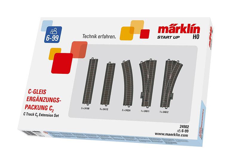 Marklin 24902, Set de extensión C2