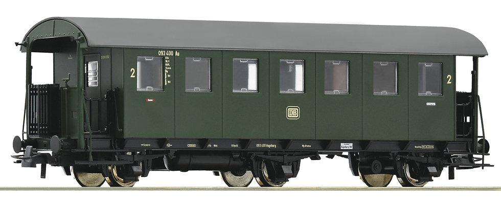 Roco 64994, Coche alemán, DB, época III