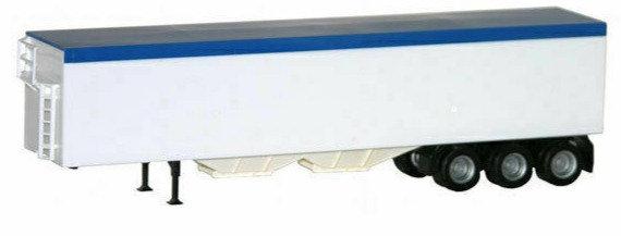 Herpa Promotex 6446, Trailer 3 ejes transporta granos