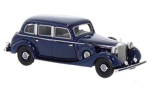 BOS 87721, Mercedes 770 (W150) Limousine, azul, 1940
