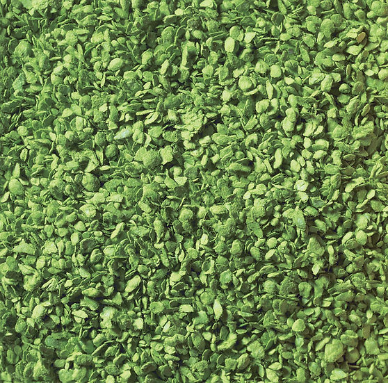 Scene Master 1207, Hojas color verde primavera 50 gramos