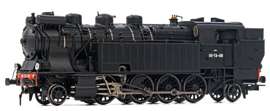 Jouef HJ2378, Locomotora vapor 141 TA 481, época III