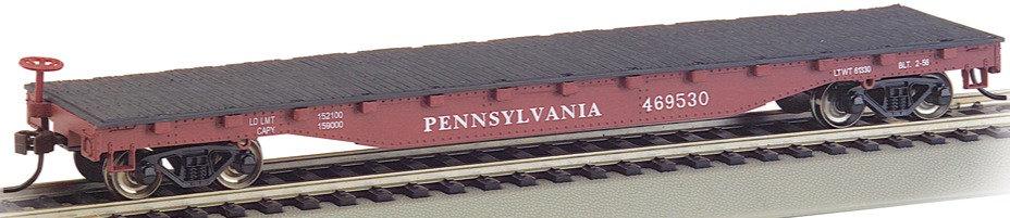 Bachmann BAC17314, Carro plano 52' Pennsylvania
