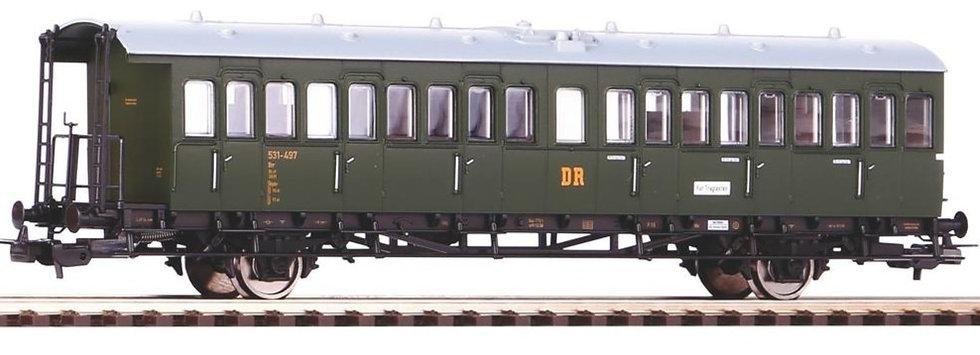 Piko 53167, Sachsenwagen Bp DR, época  III