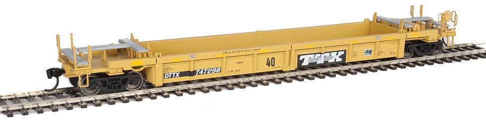 Walthers 5645, Thrall Rebuilt 40' Well Car