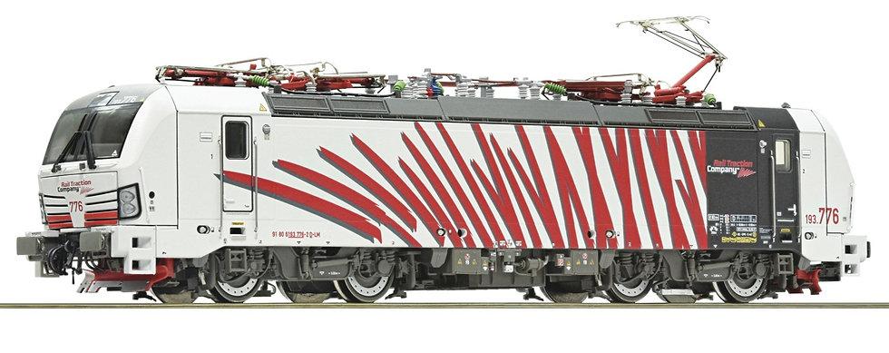 Roco 73061, Locomotora eléctrica 193776-2, Lokomotion, Ép VI [DCC + SONIDO]