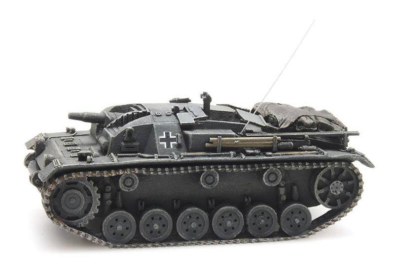Artitec 387.323, StuG III ausf B gris.