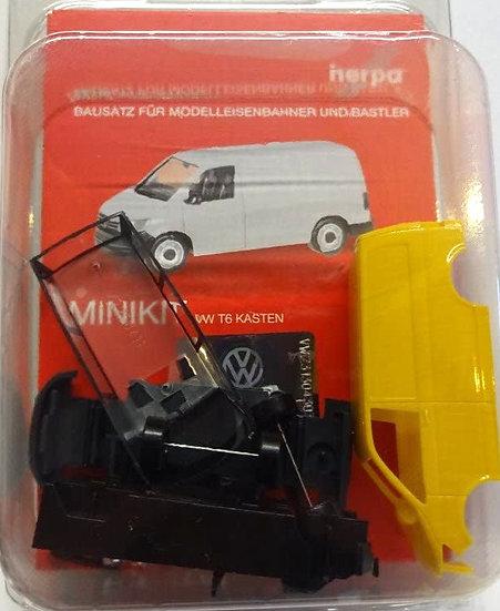 Herpa 13277, Minikit  VW T6 Kasten