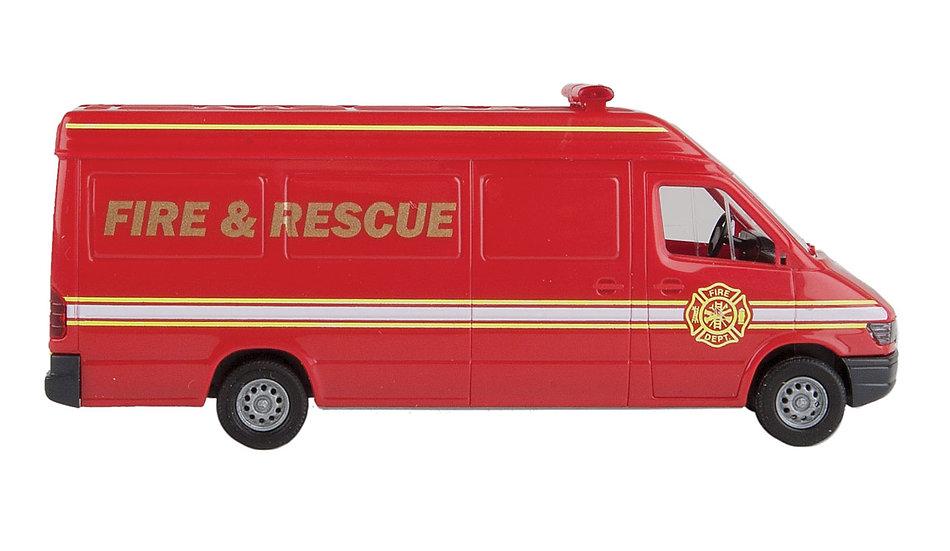 Walthers 12204, Van servicio de emergencia y rescate