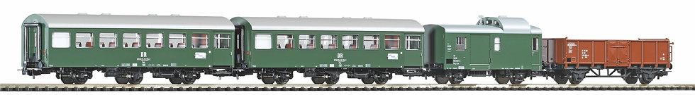 Piko 58371, Pack de 4 carros mixto, DR, época IV