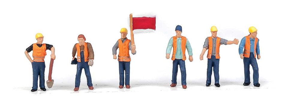 Scene Master  6067, Trabajadores ferroviarios / viales