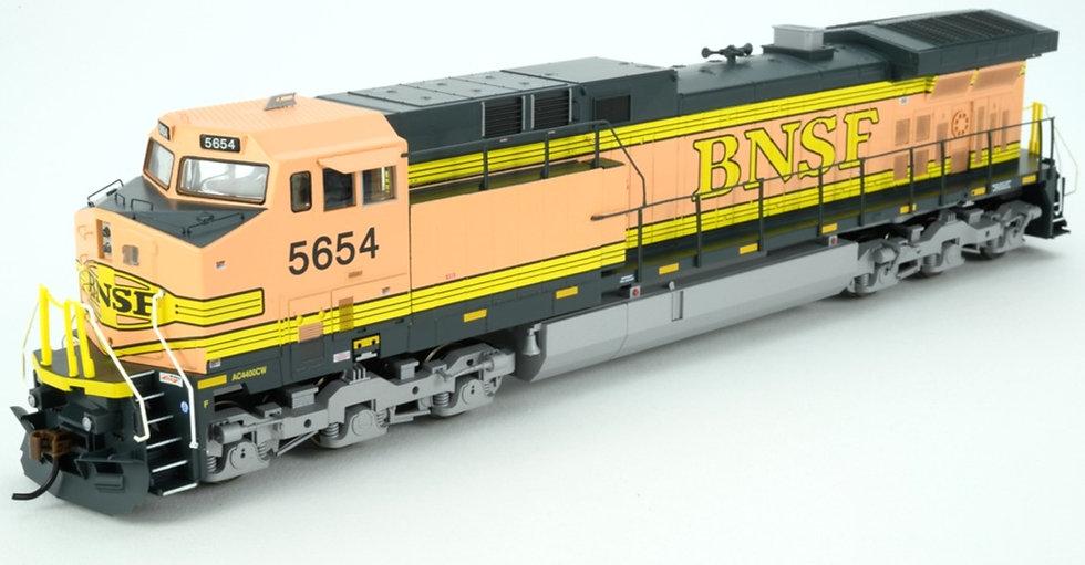 ATHEARN RND77713, Locomotora AC4400CW, BNSF descolorido #5656