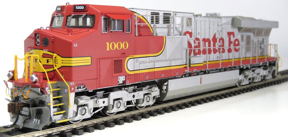 ATHEARN GENESIS ATHG83048, Locomotora ES44AC SANTA FE