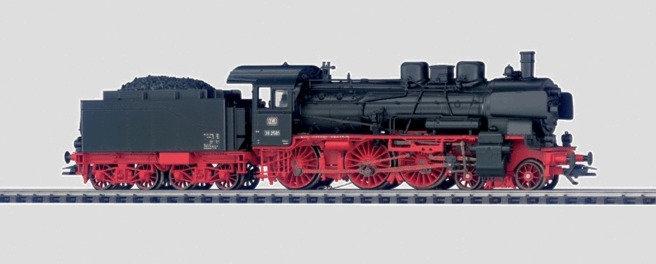 MÄRKLIN 37030. Locomotora a vapor BR 38, DB, época III [DIGITAL CON SONIDO]