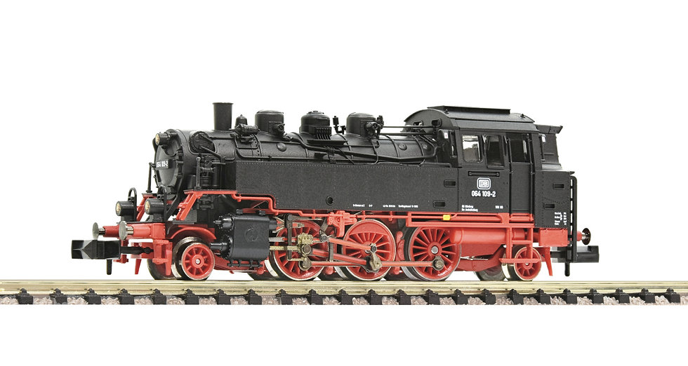 FLEISCHMANN 706403. Locomotora a vapor BR 064, DB, época IV