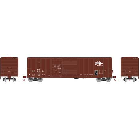 Athearn 26688, HO RTR 50' FMC Combo Door Box, MP