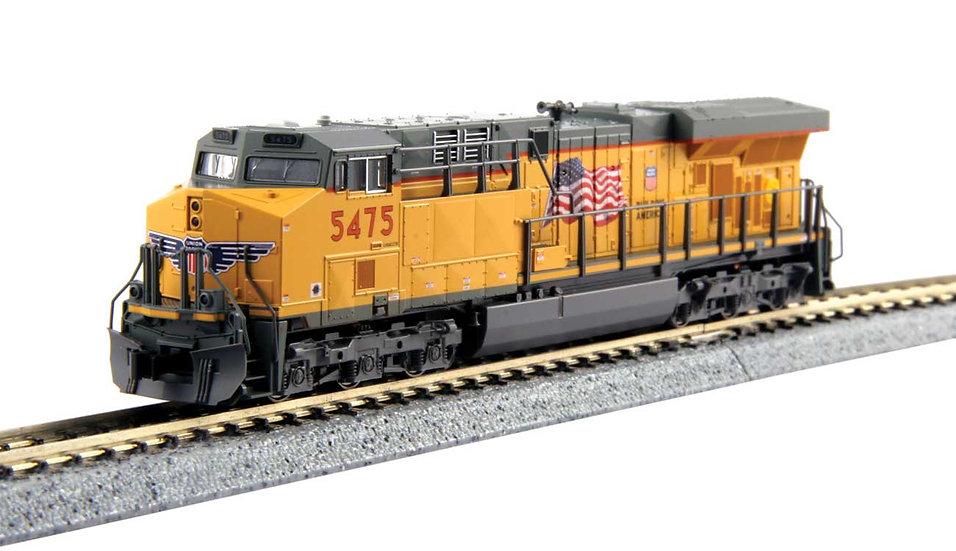 Kato 1768932, GE ES44AC GEVO  Union Pacific DC
