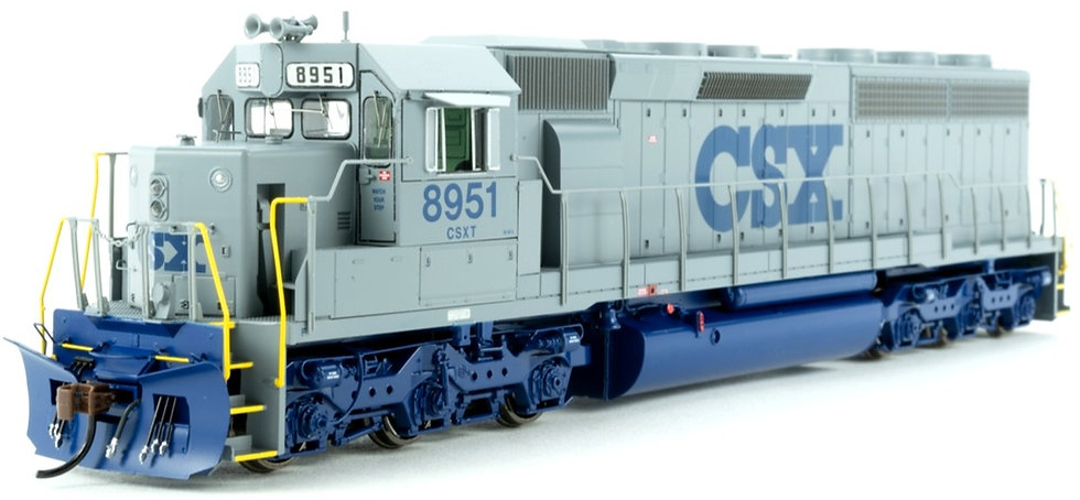RESERVADA / ATHEARN GENESIS 86120. Loc diésel SD45-2, CSX/Solid Grey #8951