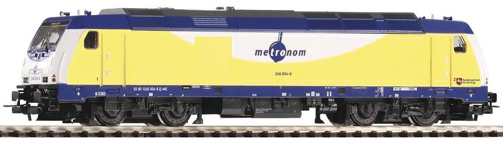 PIKO 57531. Locomotora Traxx P160 DE LNVG