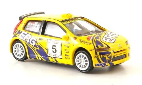 Brekina Rik38328, Fiat Punto Rally, No.5, ERG, Targa Florio, Andreucci/Andreussi
