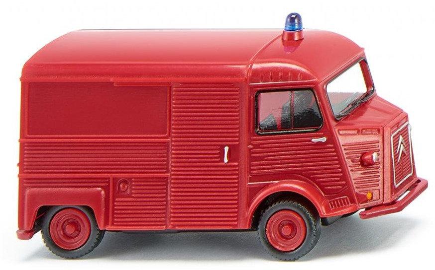 """WIKING 26206, Citroën HY Kastenwagen """"Bomberos"""""""