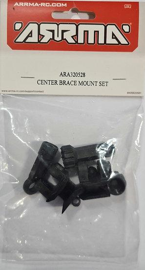 Arrma ARA320528, Center  brace mount set