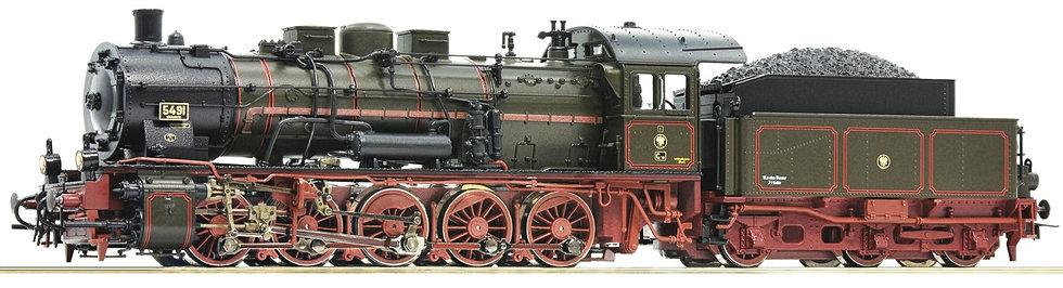 Roco 72261,  Locomotora de vapor de clase G 10, K.P.E.V., época I