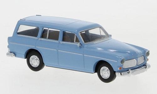 Brekina 29262, Volvo Amazon Kombi, celeste, 1956
