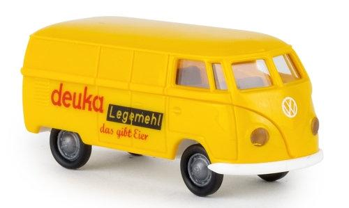 Brekina 32057, VW T1a Kasten, Deuka Legemehl