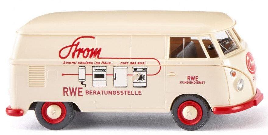 """Wiking 079717, VW T1 box van """"RWE"""""""