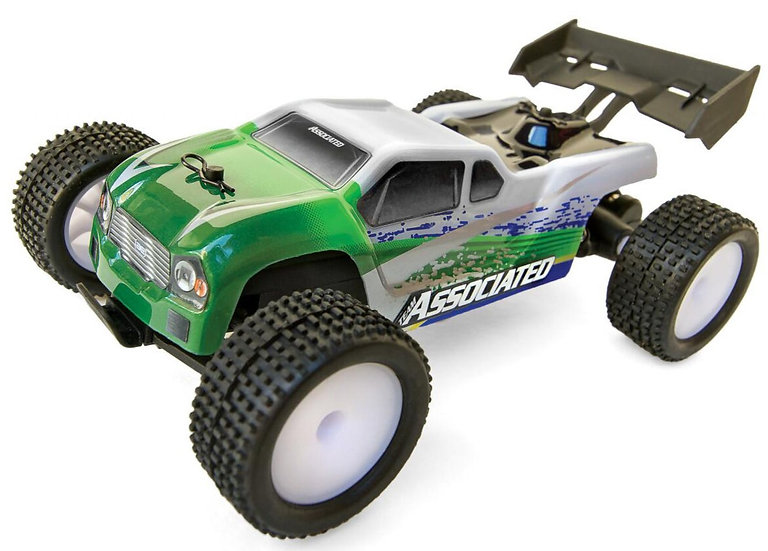 ASC20158, 1/28 TR28 2WD Brushed Truggy RTR