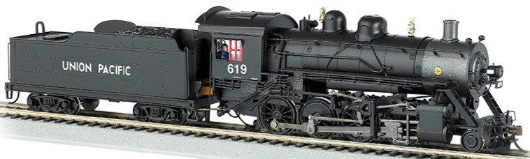 Bachmann 51319. Locomotora vapor, Baldwin 2-8-0 Consolidation [DCC]