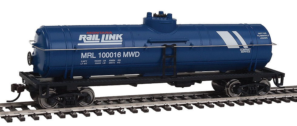 Walthers 1446, Carro tanque Montana Rail Link