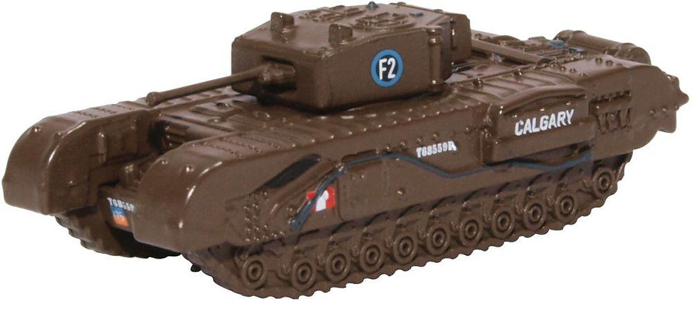 Oxford NCHT002, Tanque Churchill 1942
