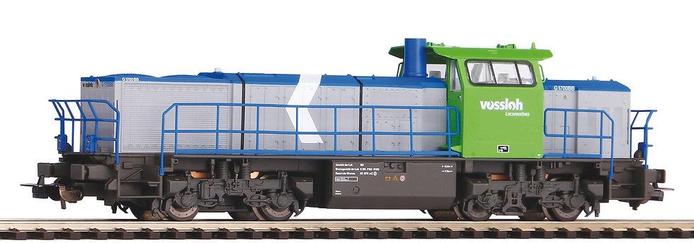 PIKO 59175. Locomotora G 1700 BB Vossloh VI