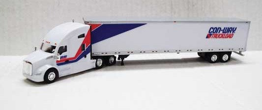 Trucks n Stuff, Kenworth T680 Sleeper-Cab con trailer  de 53'