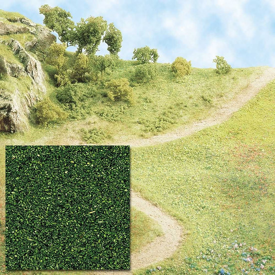 Busch 7051, Scatter Material verde oscuro